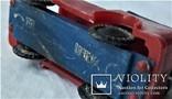 Машинка пожарная СССР клеймо (23), фото №11