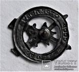 Знак За Отличную стрельбу, СССР, для родов войск кроме артиллерии, копия, №048, 1928г, фото №10