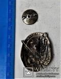 Знак Бойцу КПОДВК, ОСОАВИАХИМ, КВЖД, пограничник, копия, 1930г, №341, фото №4