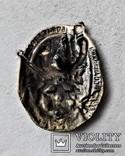 Знак Бойцу КПОДВК, ОСОАВИАХИМ, КВЖД, пограничник, копия, 1930г, №341, фото №10