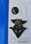 Знак Школа пилотов 9 ВВС РККА, СССР, копия, №447, фото №5
