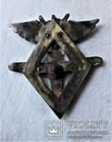 Знак Школа пилотов 9 ВВС РККА, СССР, копия, №447, фото №10