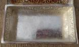 Серебряная колониальная шкатулка., фото №8