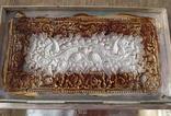 Серебряная колониальная шкатулка., фото №9