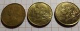 Франция. 10 сантимов. 1963, 1983, 1997, фото №6
