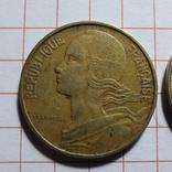 Франция. 10 сантимов. 1963, 1983, 1997, фото №7