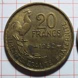 Франция. 20 франков 1952, 1953, фото №4