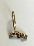 Кольцо в стиле модерн, фото №8