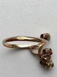 Кольцо в стиле модерн, фото №9