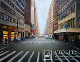 Нью Йорк. 80х100см., фото №2