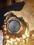 Часы каминные олень кварц, фото №7