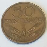 Португалія 50 сентаво, 1978