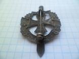 Реплика Брошь Вермахт 1935-1945, значок Германия сувенир, фото №5