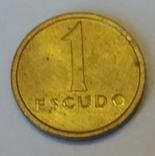 Португалія 1 ескудо, 1984