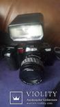 Японский фотоаппарат Minolta Dynax7000i c вспышкой, фото №3