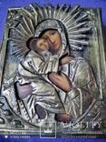Старинная икона в окладе, фото №5