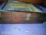 Старинная икона в окладе, фото №8