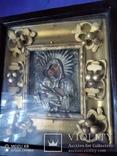Старинная икона в окладе, фото №9