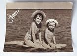 """Фотография детская на море """"Анапа"""" (11*8.5), фото №2"""
