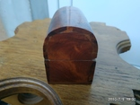 Сундучок шкатулка из дерева, фото №5