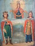 """Ікона """"Покрова Пресвятої Богородиці"""", фото №2"""