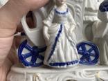 Cтатуэтка Карета Германия, фото №12