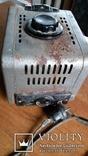 Стабилизатор  с регулятором напряжения  1966 года выпуска. Рабочий., фото №5
