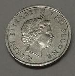 Східні Карибські Штати 2 центи, 2008