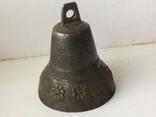 Старинный колокольчик - 7 см, фото №3