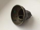 Старинный колокольчик - 7 см, фото №5