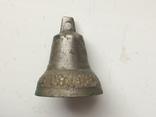 Старинный колокольчик - 7 см, фото №7