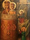 Икона Богородицы Прибавление Ума, фото №5