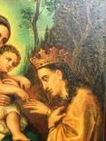 Икона Обручение Святой Екатерины, фото №3