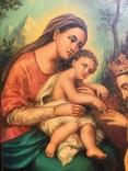 Икона Обручение Святой Екатерины, фото №4