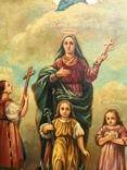 Икона Вера, Надежда, Любовь и Мать их София, фото №3