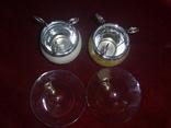 Декоративные подсвечники-ароматницы 2 шт., фото №5