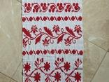 Большой полотняный рушник, фото №12