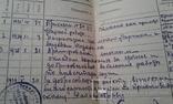 Похвальний лист 1911р. та грамота 1934р. с записом в трудову на одну, фото №6