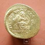 Византия: Юстиниан I (527-565) семис (2,24 г), фото №3
