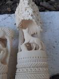 Фигурки из кости, фото №5