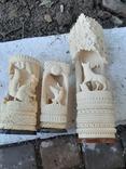 Фигурки из кости, фото №8