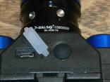Аккумуляторный Налобный фонарик Police BL-608-T6,Диод CREE-T6,акк. 18650, фото №5