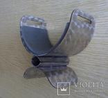 Подлокотник (нержавейка ) для металлоискателей.