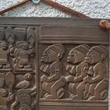 Керамическая табличка-панно Африка, фото №4