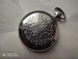 Часы карманные Молния, фото №3