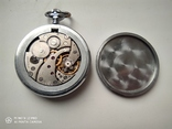 Часы карманные Молния, фото №9