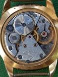 Часы Ракета черный циферблат AU20 рабочие, фото №8