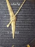 Часы Ракета черный циферблат AU20 рабочие, фото №12