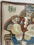 Настенная тарелка ЛКСФ, фото №13