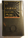 Сигареты OMEGA BLACK LABEL